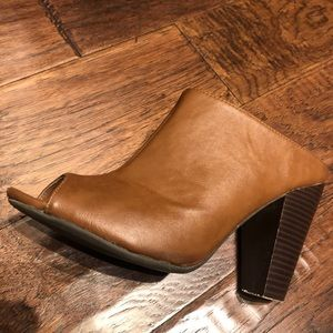 ZARA - Brown Heels *for cheap*